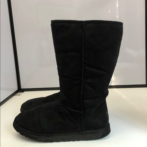 Women's Black Ugg Boots
